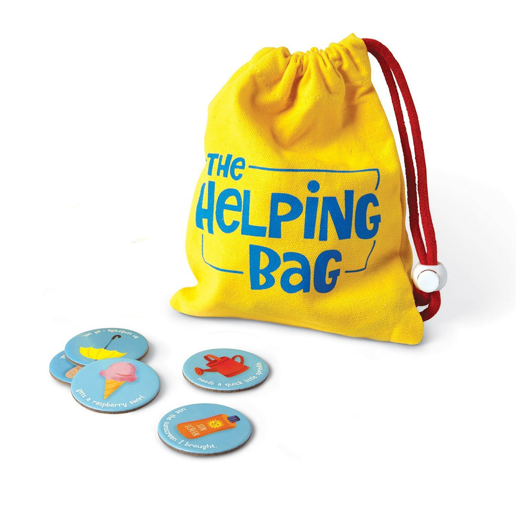 Peaceable Kingdom Friends & Neighbours: The Helping Game