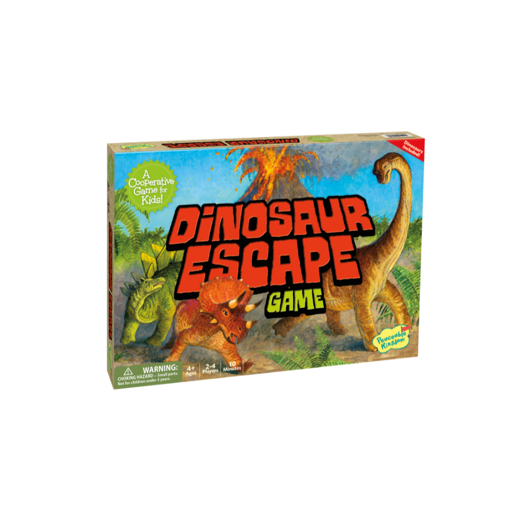 [Sale] *Peaceable Kingdom Dinosaur Escape Cooperative Game
