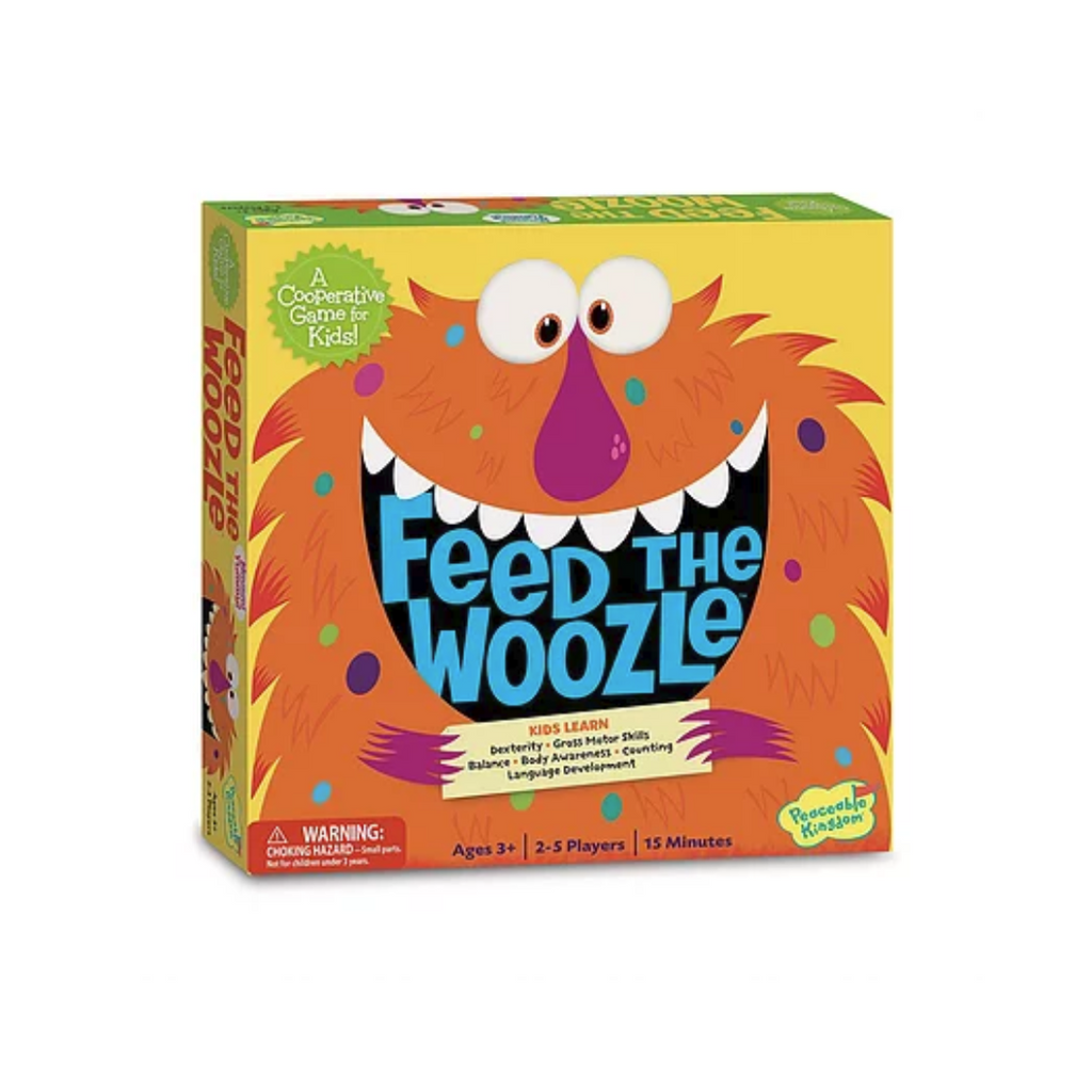 [Sale] *Peaceable Kingdom Feed the Woozle