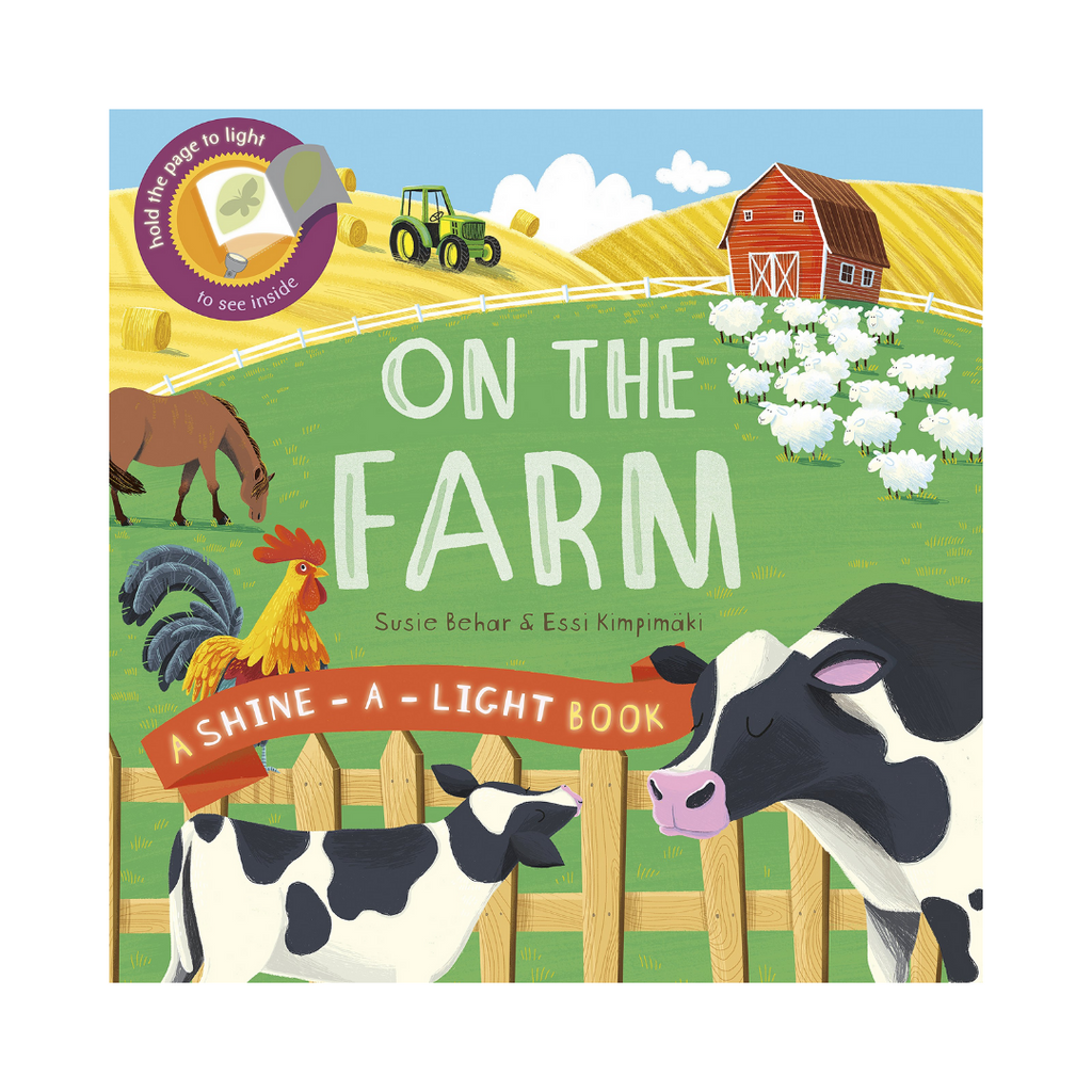 Shine-a-Light: On the Farm (Hardback)