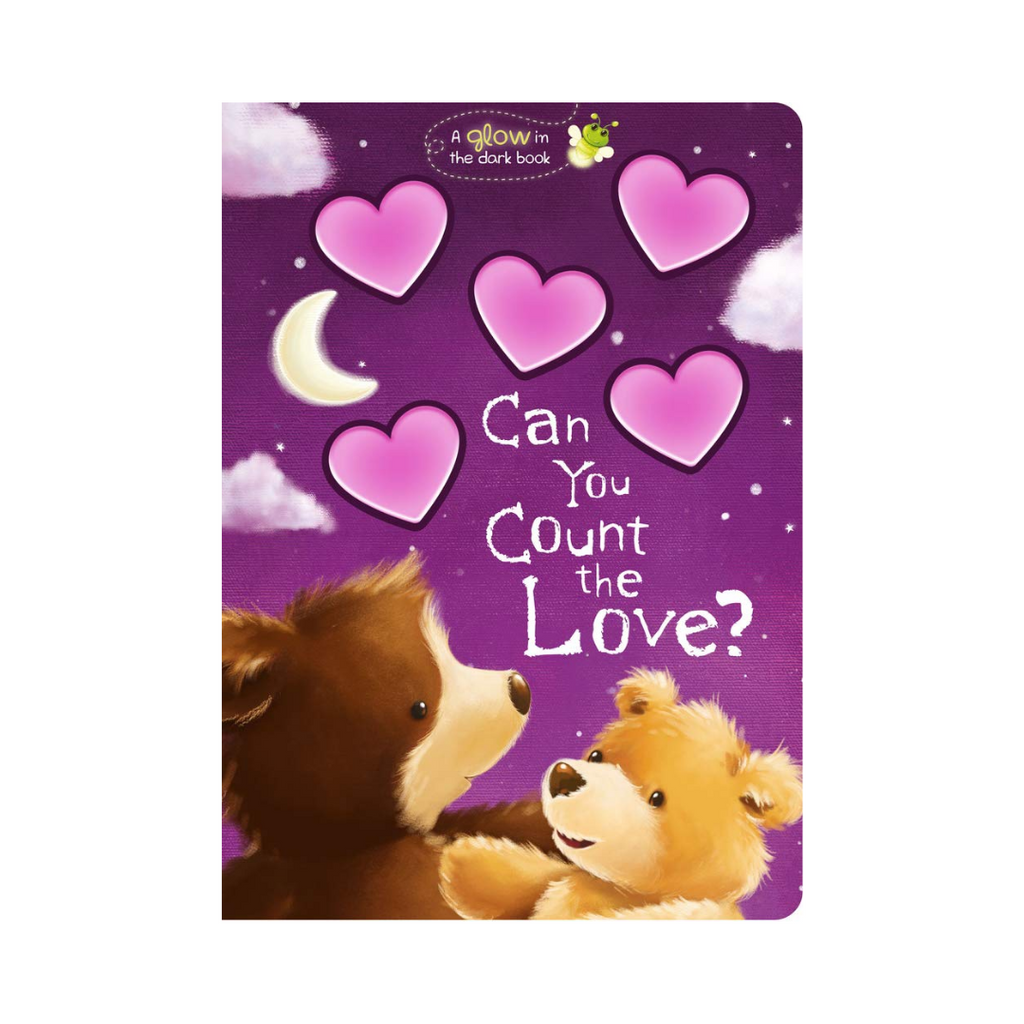 Can You Count The Love? (Board Book)