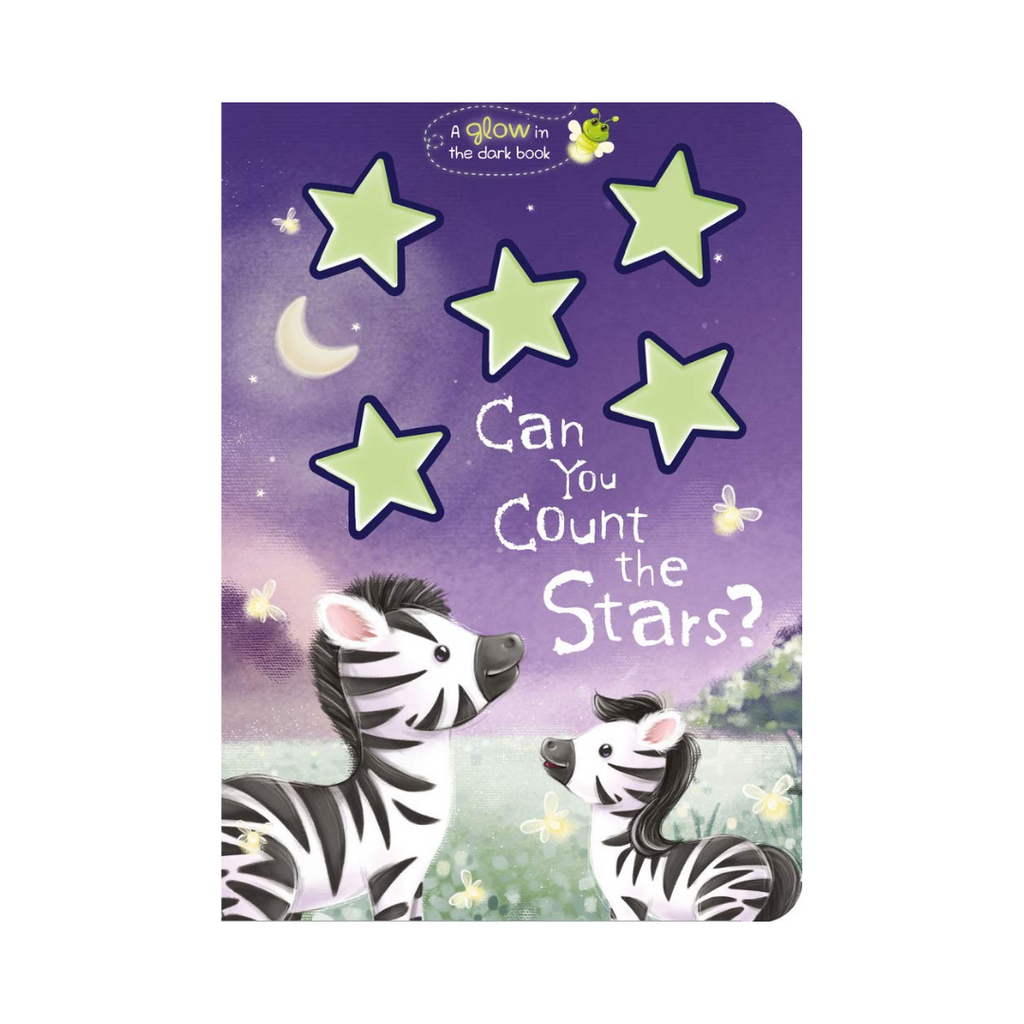 Can You Count The Stars ? (Board Book)