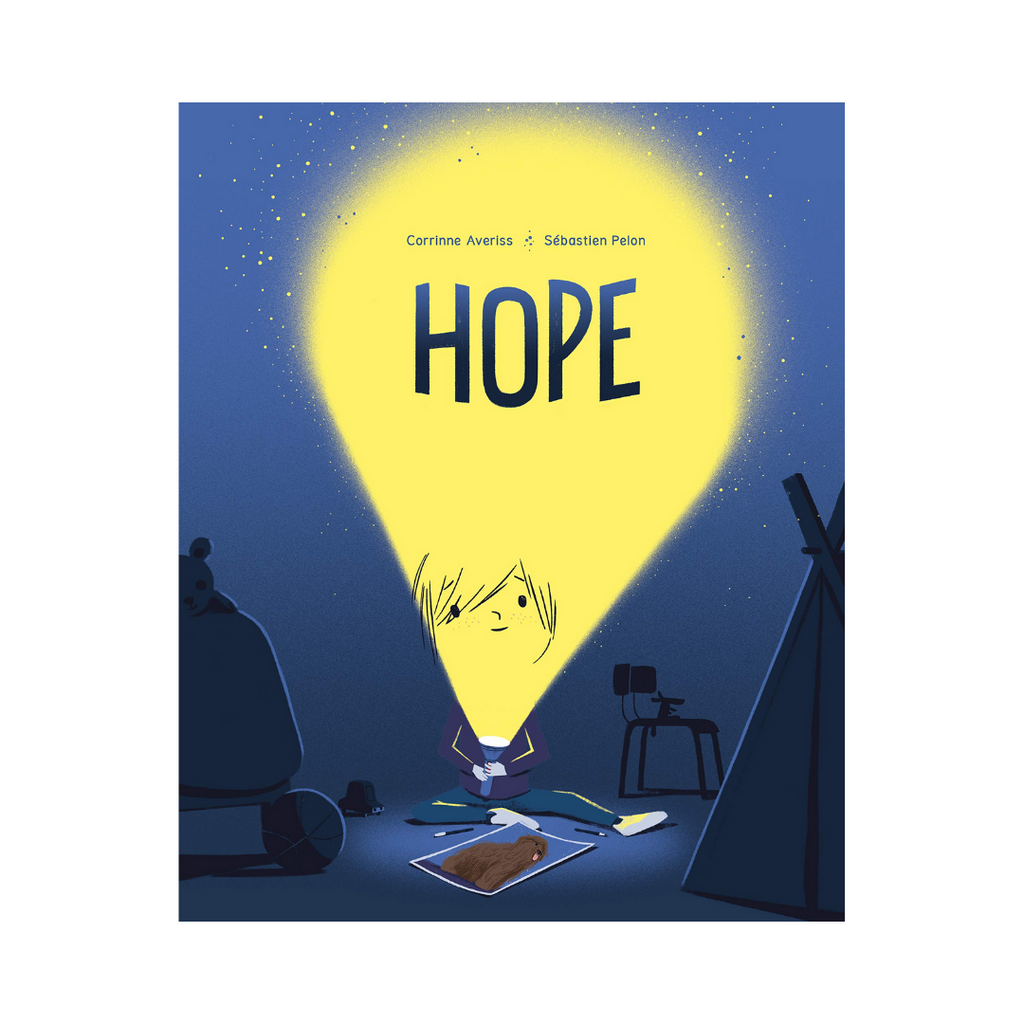 Hope (Hardback) - A Story About Not Giving Up Hope When Times Are Uncertain