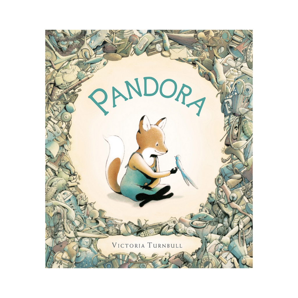 Pandora (Paperback) - A Story About Hope And Humanity
