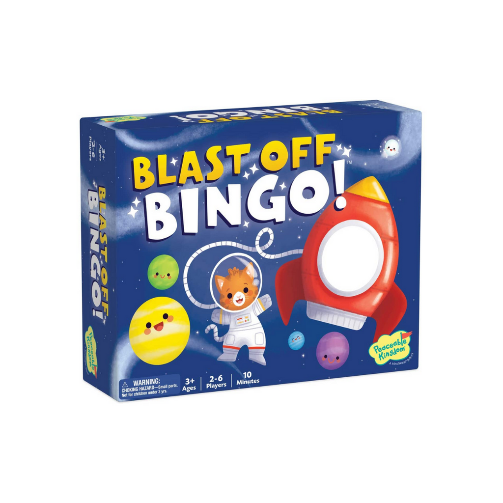 [Sale] *Peaceable Kingdom Blast-Off Bingo