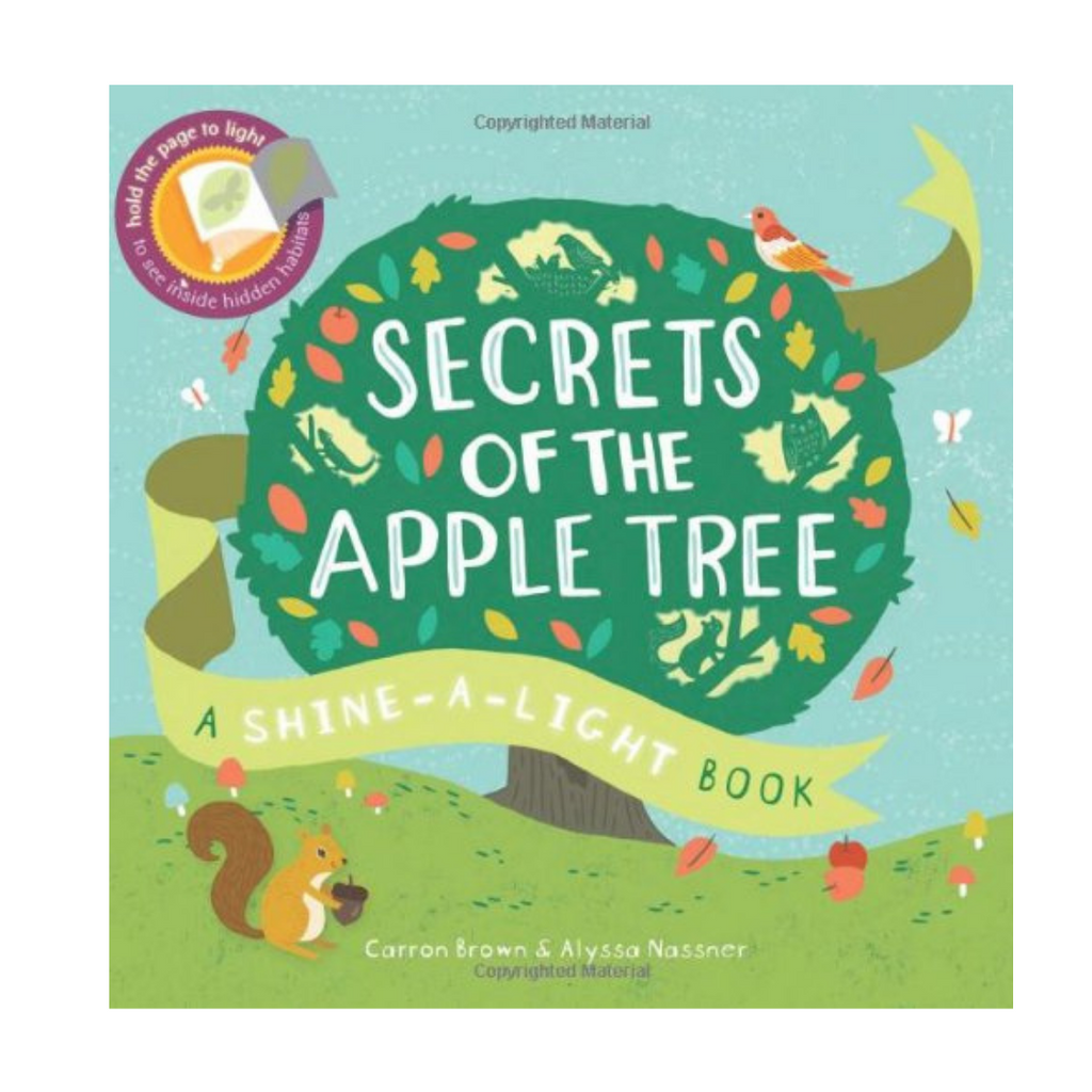 Shine-a-Light: Secrets of the Apple Tree (Paperback)