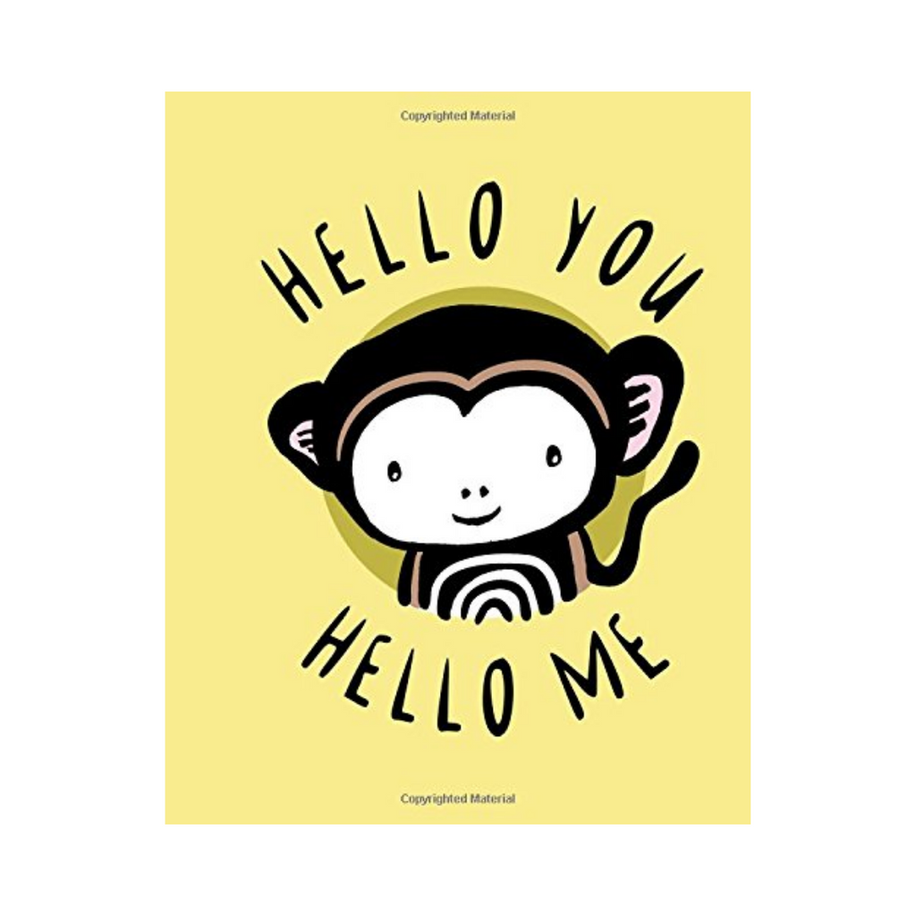 Baby's First Soft Book: Hello You, Hello Me - A Soft Daytime Book With Mirrors (Cloth Book)