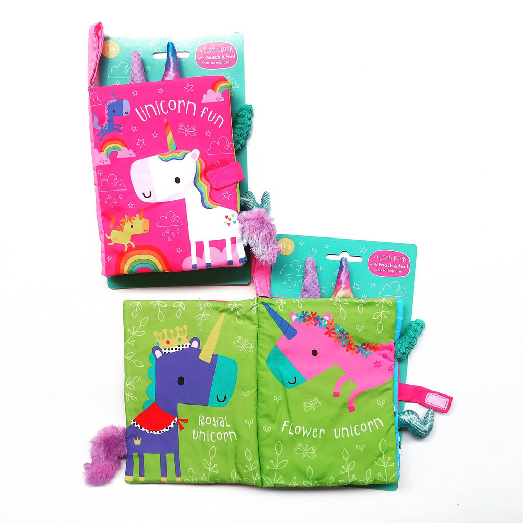 Unicorn Fun (Cloth Book)
