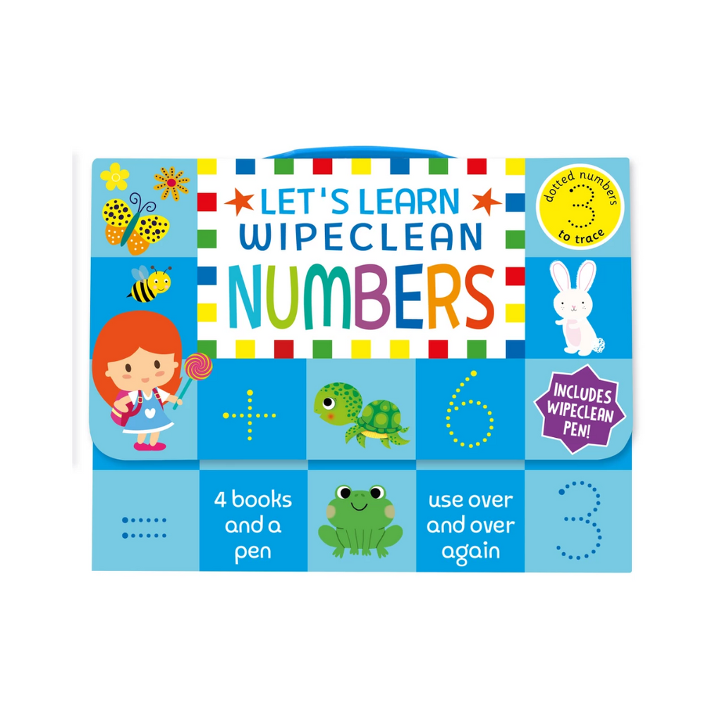 Wipe Clean Pack: First Numbers (Box Set)