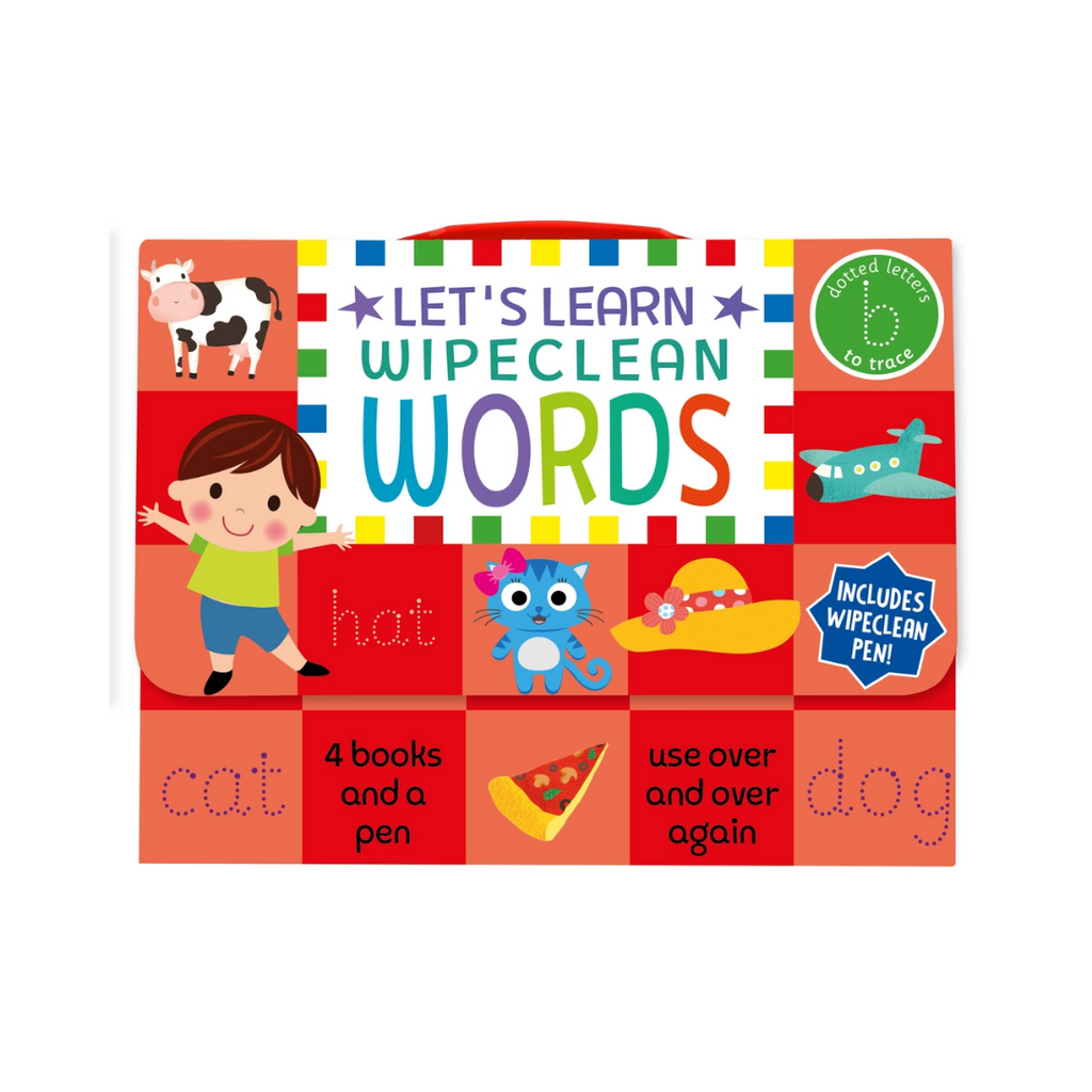 Wipe Clean Pack: First Words (Box Set)