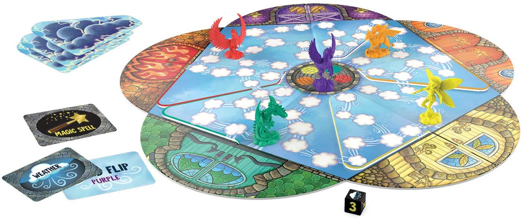 [Sale] *Peaceable Kingdom Sky Magic: A Continuously Shifting Cooperative Game