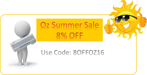 Oz Summer Sales 8% OFF