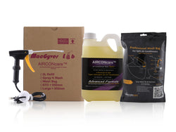 AIRCONcare Air Conditioner Cleaning Kit / Air Conditioner Cleaner for Split Ductless by MacGyver Lab