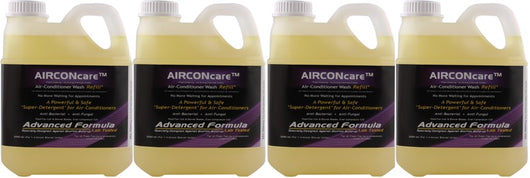 AIRCONcare Coil Cleaner Crazy OFFER (4 Litres)