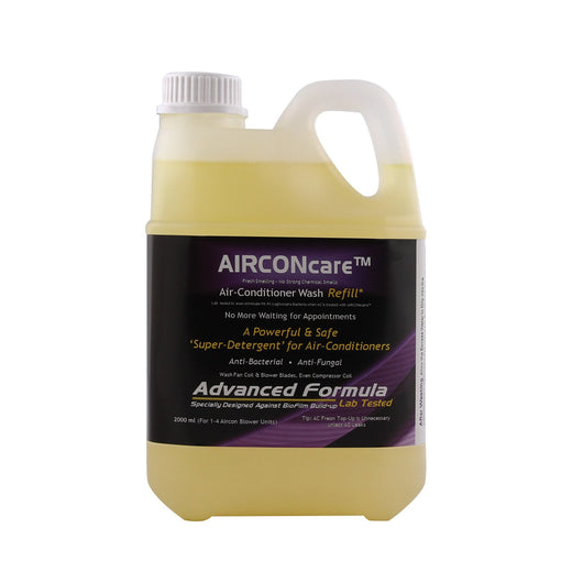 AIRCONcare Air Conditioner Coil Cleaner for Both Home and Car Auto AC