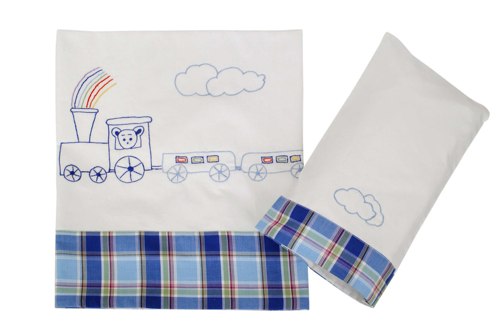 Choo-Choo Train Baby Sheet Set