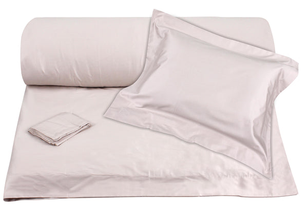 Coffe Duvet + Pillowcases (800 Thread count)