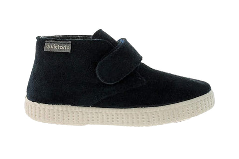 Victoria Safari Ankle Boot with velcro BLUE.  FROM 58€ NOW: