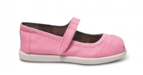 PINK MARY JANES TOMS
