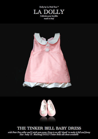 LA DOLLY TINKER BELL 'CLOUD' DRESS. NOW ON SALE!
