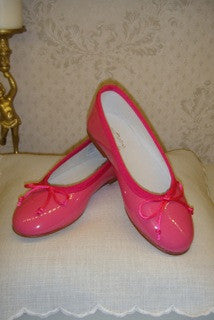 Versaillina Fucsia Patent Leather. FROM 90€ NOW: