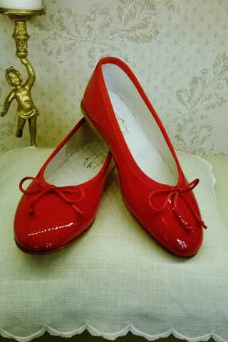 Versaillina Red Patent Leather. FROM 95€ NOW: