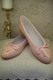 Versaillina Pink Patent Leather. FROM 90€ NOW: