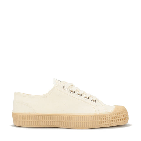 Beige Star Master Teen Trainers