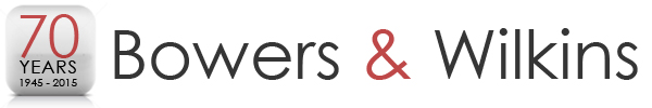 Bowers and Wilkins Logo