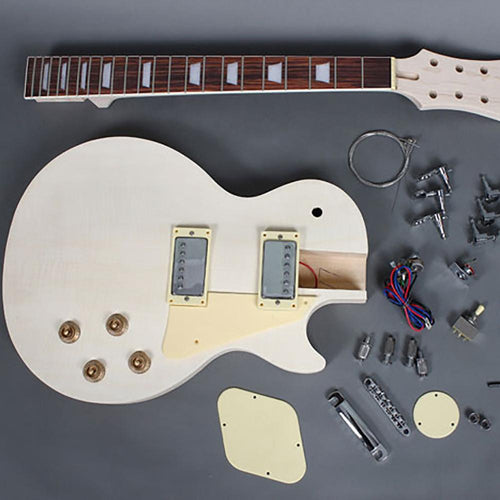 Les Paul Set-In Neck Parts