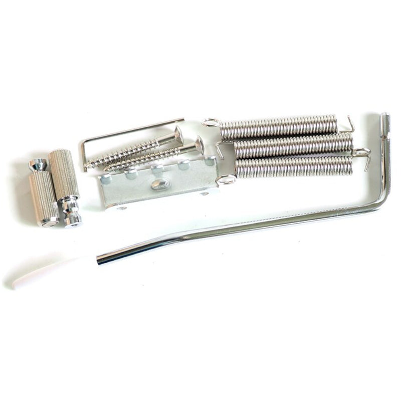 2-Stud Vintage Tremolo Chrome