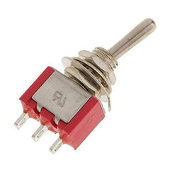 3P Mini Toggle Switch
