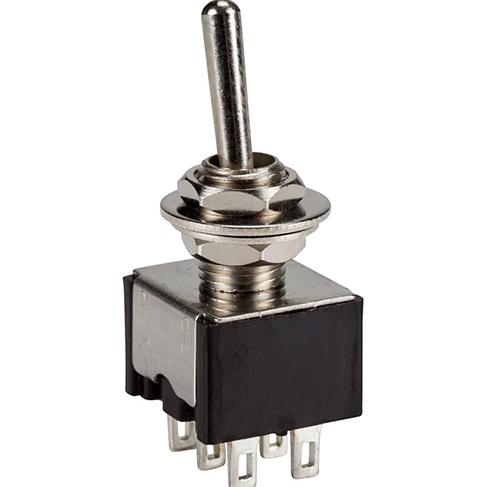 6P Mini Toggle Switch