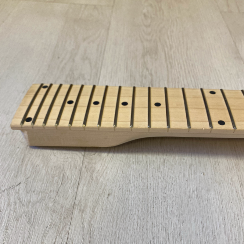 7 String Custom Neck Bottom