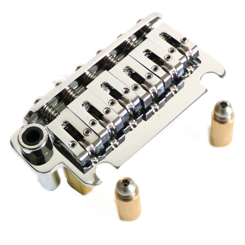 2-Point-Brass-Block Roller-Saddle Tremolo