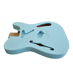 Thinline Tele Body Daphe Blue