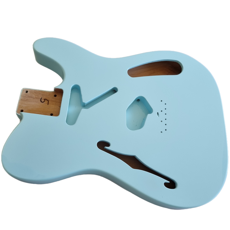 Thinline Tele Body Daphne Blue