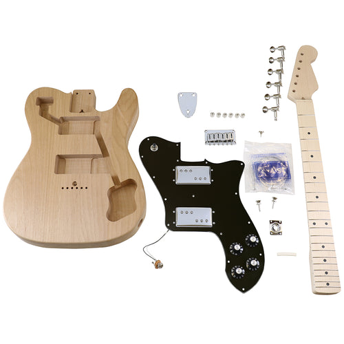 Deluxe DIY Tele Style Guitar Kit
