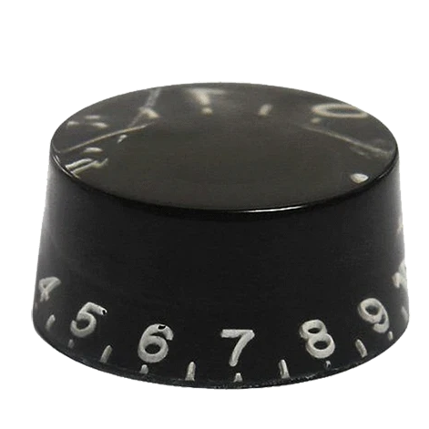 Black Speed Control Knob