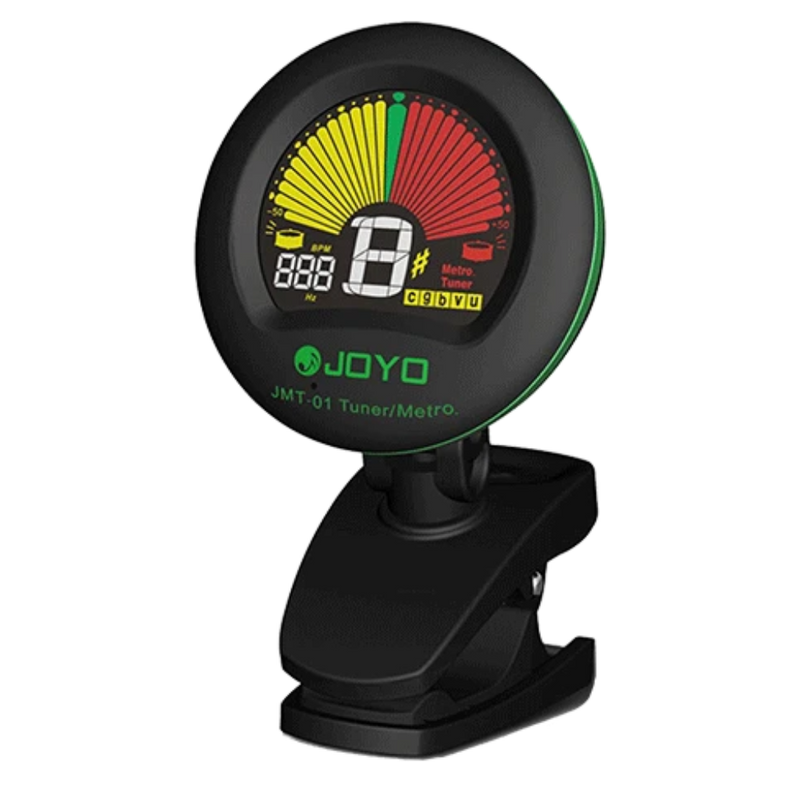Colour Display Clip-On Tuner/Metronome