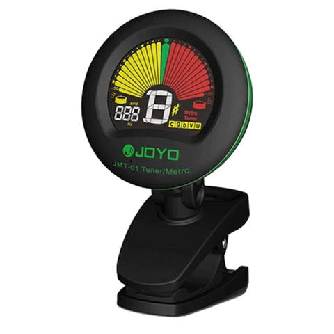 Clip-On Tuner/Metronome