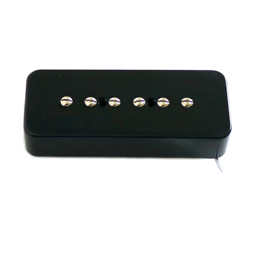 P90 Alnico Single Coil Pickup Black