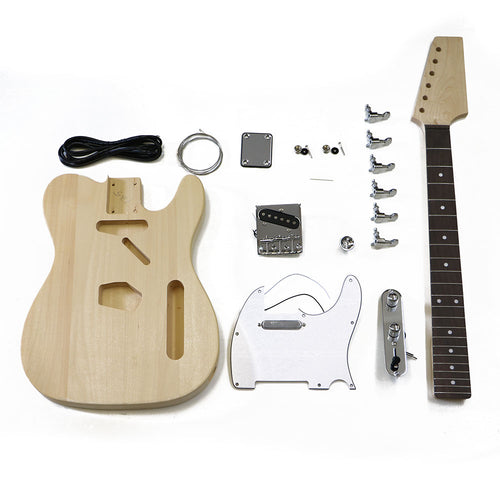 Premium Tele Style DIY Guitar Kit