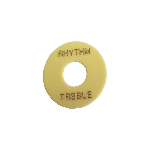 Whit Treble Plate