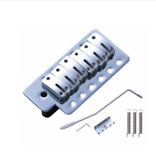 Roller Saddle Tremolo Chrome