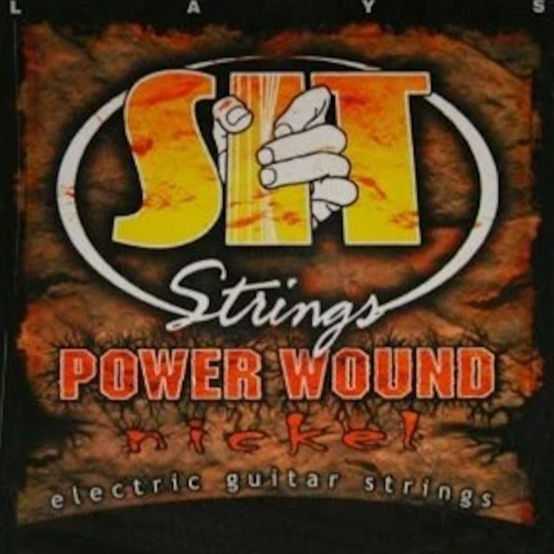 7-String Power Wound Electric Guitar Strings