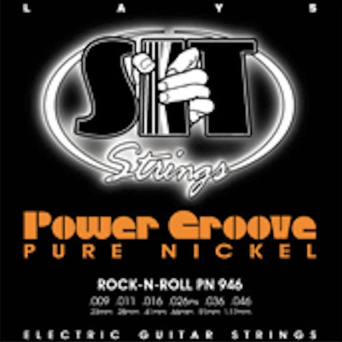 SIT Power Groove Electric Guitar Strings
