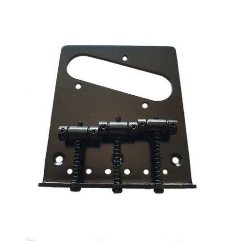 3-Saddle Tele Bridge Black