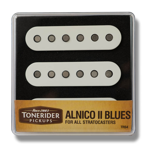 ToneRider Alnico II Blues Pickups