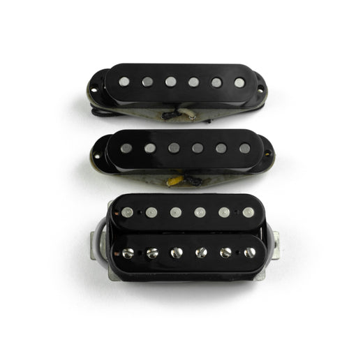 ToneRider Overwound HSS Pickup Set